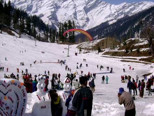 Shimla And Manali Honeymoon Special Package